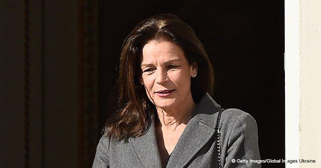 """Stéphanie de Monaco est-elle devenue une """"princesse rebelle"""" après la mort de sa mère ?"""