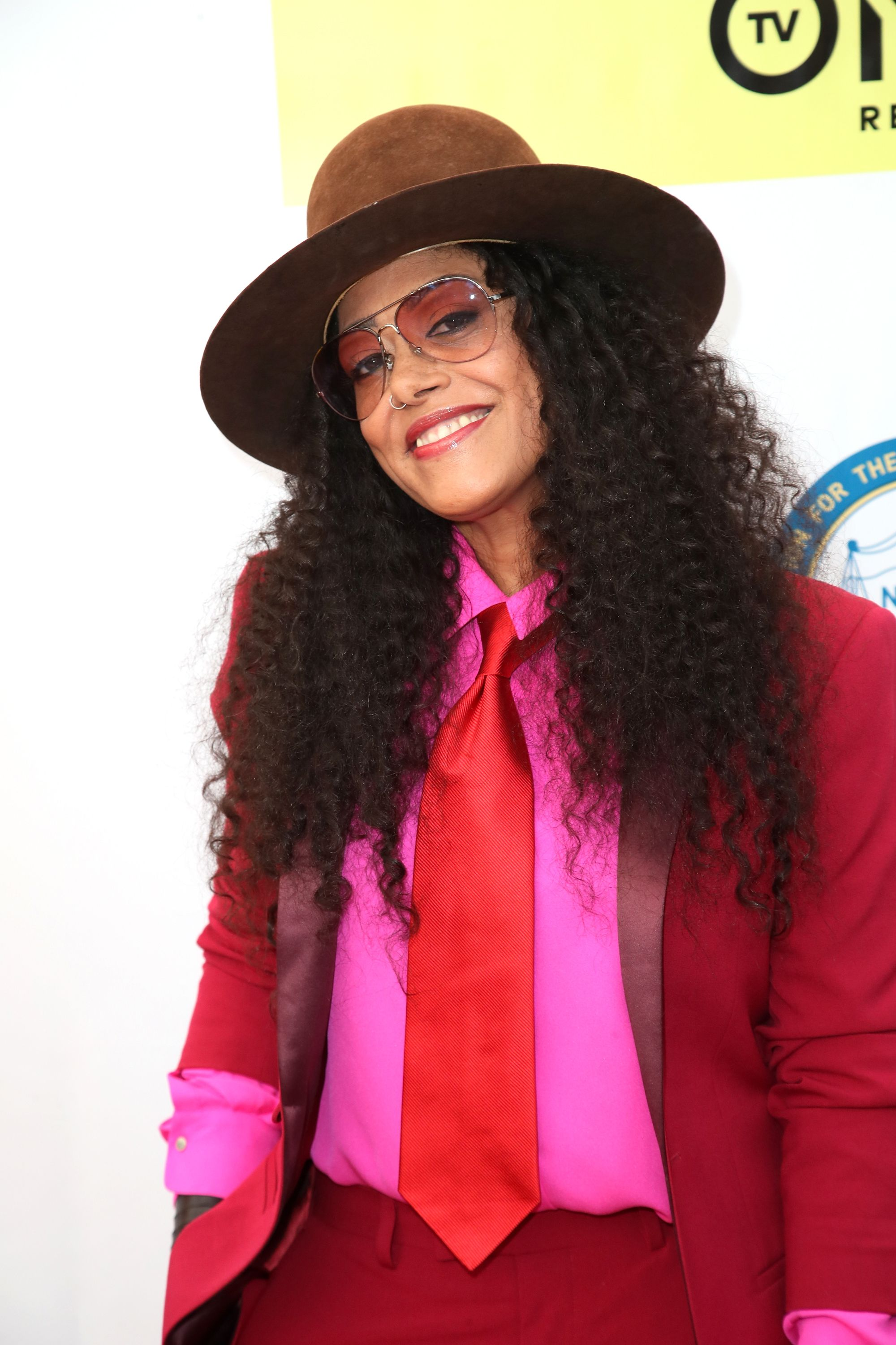 Cree Summer at the 48th NAACP Image Awards in Pasadena/ Source: Getty Images