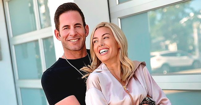 Daily Mail: Tarek El Moussa's Fiancée Heather Rae Young Gets Real about Being a Future Stepmom