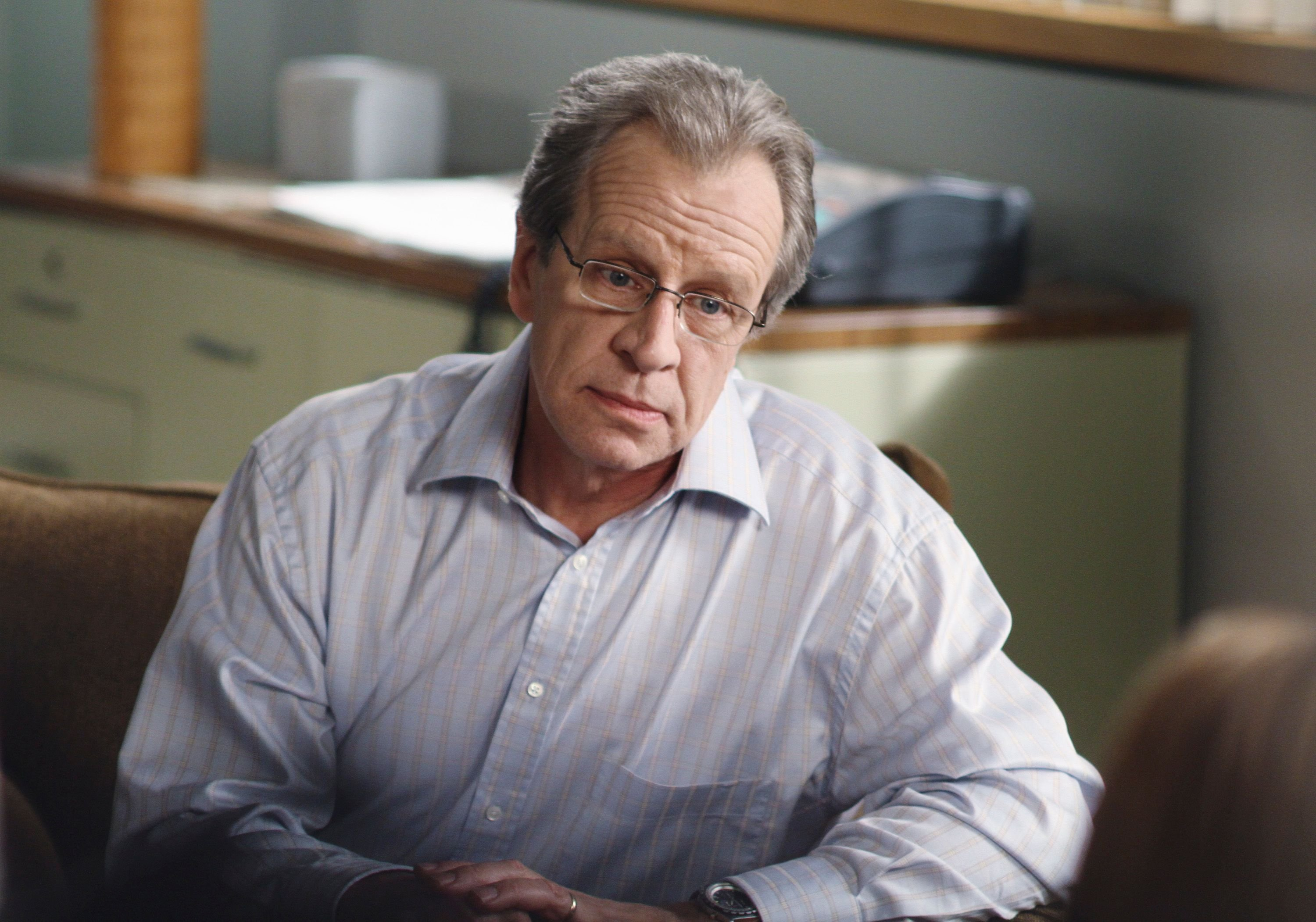 """Late Richard Gilliland in an episode of ABC's """"Desperate Housewives"""" on 01 February, 2010   Photo: Getty Images"""