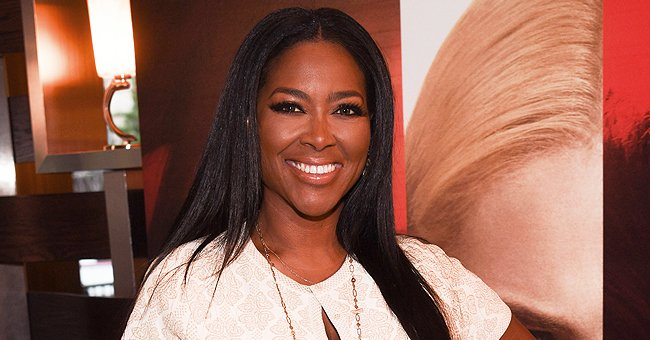 Kenya Moore's Fans Say Baby Brooklyn Is Growing up so Fast as She Smiles Happily in a New Photo