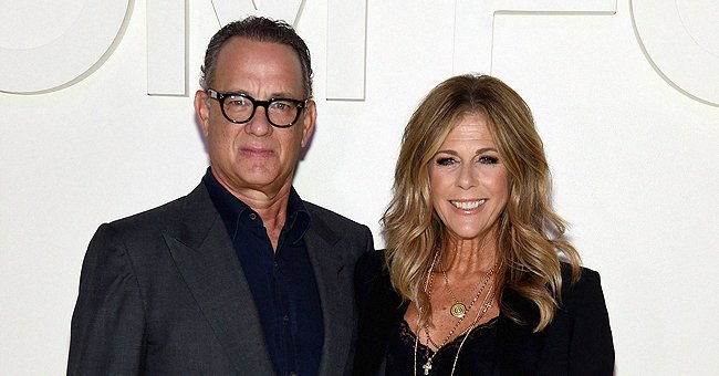 What Fans Think of Rita Wilson as She Poses in a Casual Morning Selfie (Photo)