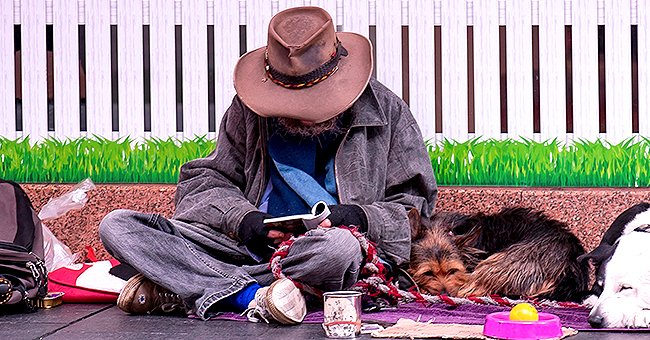 Story of the Day: A Rich Woman Helps a Homeless Man