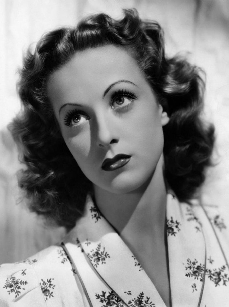 La comédienne Danielle Darrieux en 1938. l Source : Wikipedia