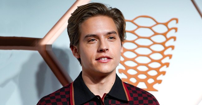 Dylan Sprouse at the Hudson Yards Grand Opening Party, March 2019   Source: Getty Images