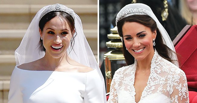 People: Embroiderer of Kate and Meghan's Wedding Dresses on the Brink of Homelessness