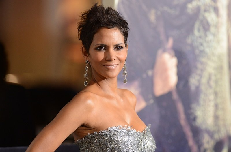 Halle Berry in Hollywood, California on October 24, 2012. | Photo: Getty Images