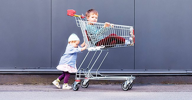 Daily Joke: Grandma Finds a Way to Make Her Grandkids Behave While Shopping