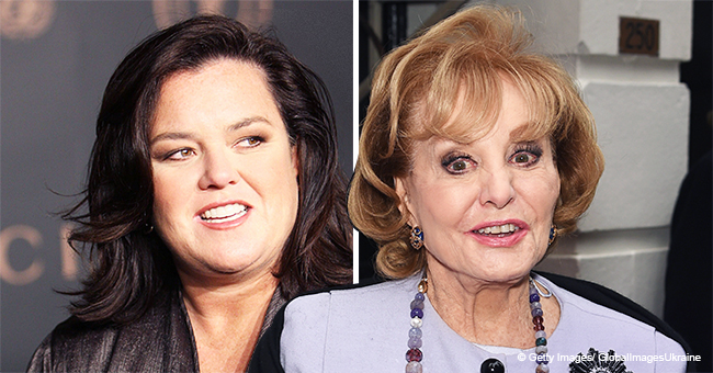 Details Emerge over Rosie O'Donnell and Barbara Walters Feud, According to New Tell-All Book