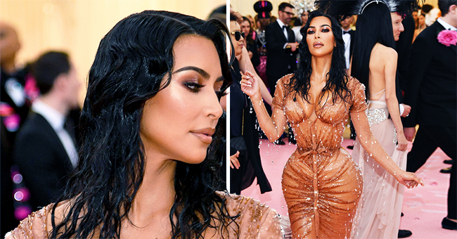 Kim Kardashian Reveals Her Struggles with the Corset She Wore to the Met Gala