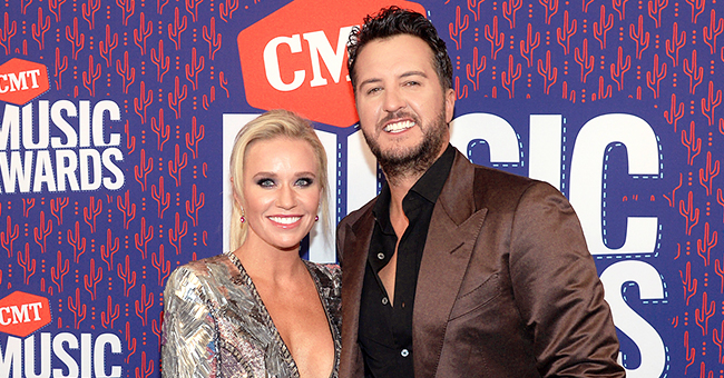 Luke Bryan Is a Doting Husband and Proud Dad of Two Sons