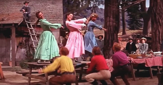 'Seven Brides for Seven Brothers' Facts Fans Might Not Know and a Look at the Memorable Barn Dance