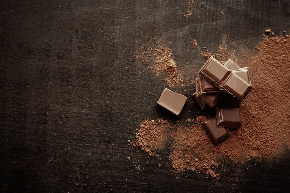 Photo of chocolate on table | Photo: Shutterstock