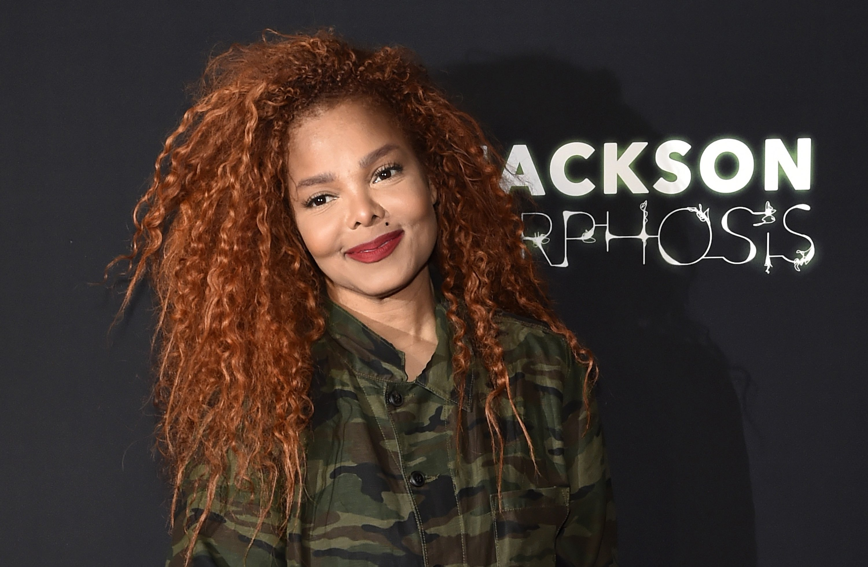 """Singer Janet Jackson at her residency debut """"Metamorphosis"""" after party 