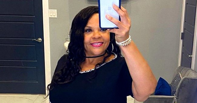Tamela Mann Flaunts Slimmer Curves in Nude Dress as Daughter Wore Black in a Twinning Moment