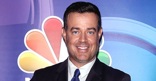 Carson Daly Shares Photos of 3-Week-Old Daughter Goldie