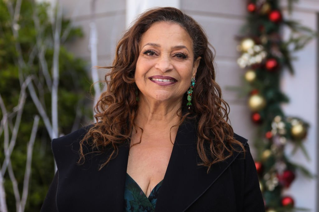 "Actress Debbie Allen visits Hallmark Channel's ""Home & Family"" at Universal Studios Hollywood 