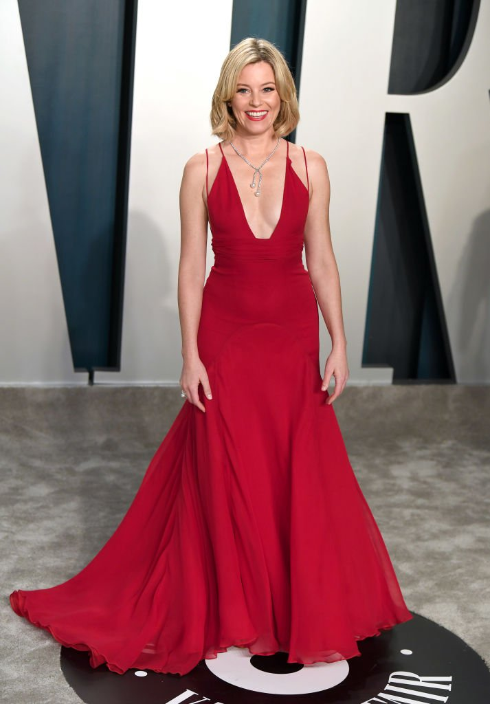 Elizabeth Banks attends the 2020 Vanity Fair Oscar Party hosted by Radhika Jones at Wallis Annenberg Center for the Performing Arts on February 09, 2020 | Photo: Getty Images