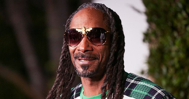 Check Out Snoop Dogg's Adorable Granddaughter Cordoba Carrying a Bag and Keys While in Sunglasses