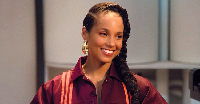 Alicia Keys & Her Adorable Son Genesis Melt Hearts in a Sweet Video Bonding over Face Masks