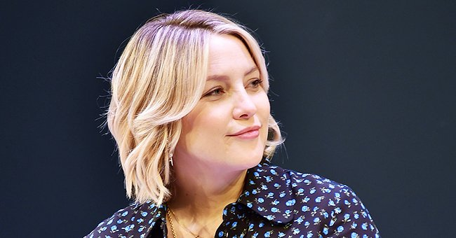 Kate Hudson from 'Fool's Gold' 'Visits 'The Rachel Ray Show' and Reveals Daughter Rani Rose's First Word