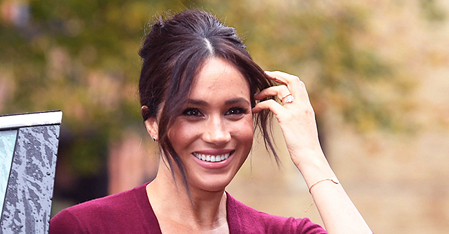 Meghan Markle Reportedly Reveals Baby Archie Just Got Two Teeth at Surprise Military Families Visit