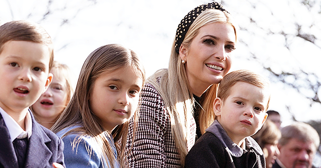 Ivanka Trump Gifts Her Daughter Arabella with a Dog Named Winter