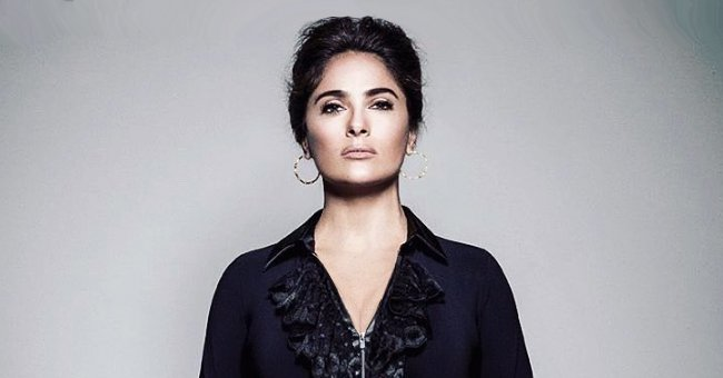 Salma Hayek Talks about How She Wanted to Achieve Her Outsize Look for 'Like a Boss' through Botox and Fillers
