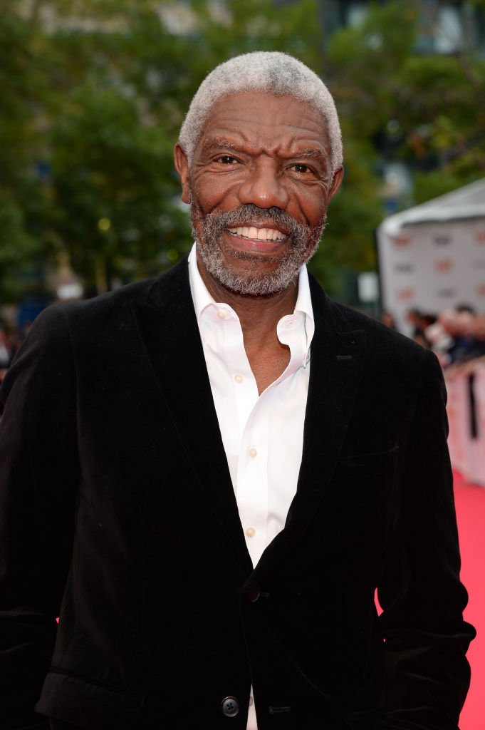 "Vondie Curtis-Hall attends the ""Harriet"" premiere during the 2019 Toronto International Film Festival  