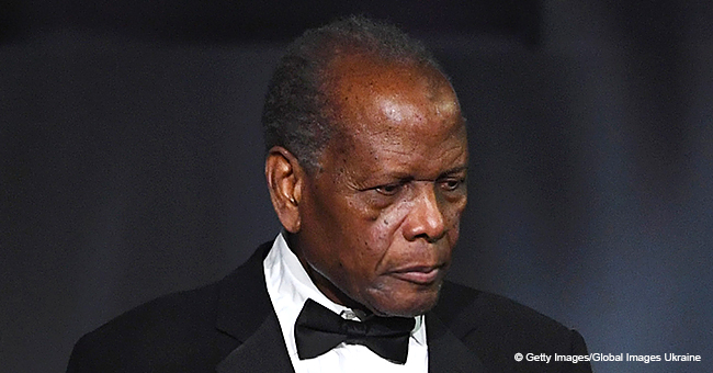 Sidney Poitier's Daughter Died Suddenly and Her Kids Are Keeping Their Late Mom's Legacy Alive