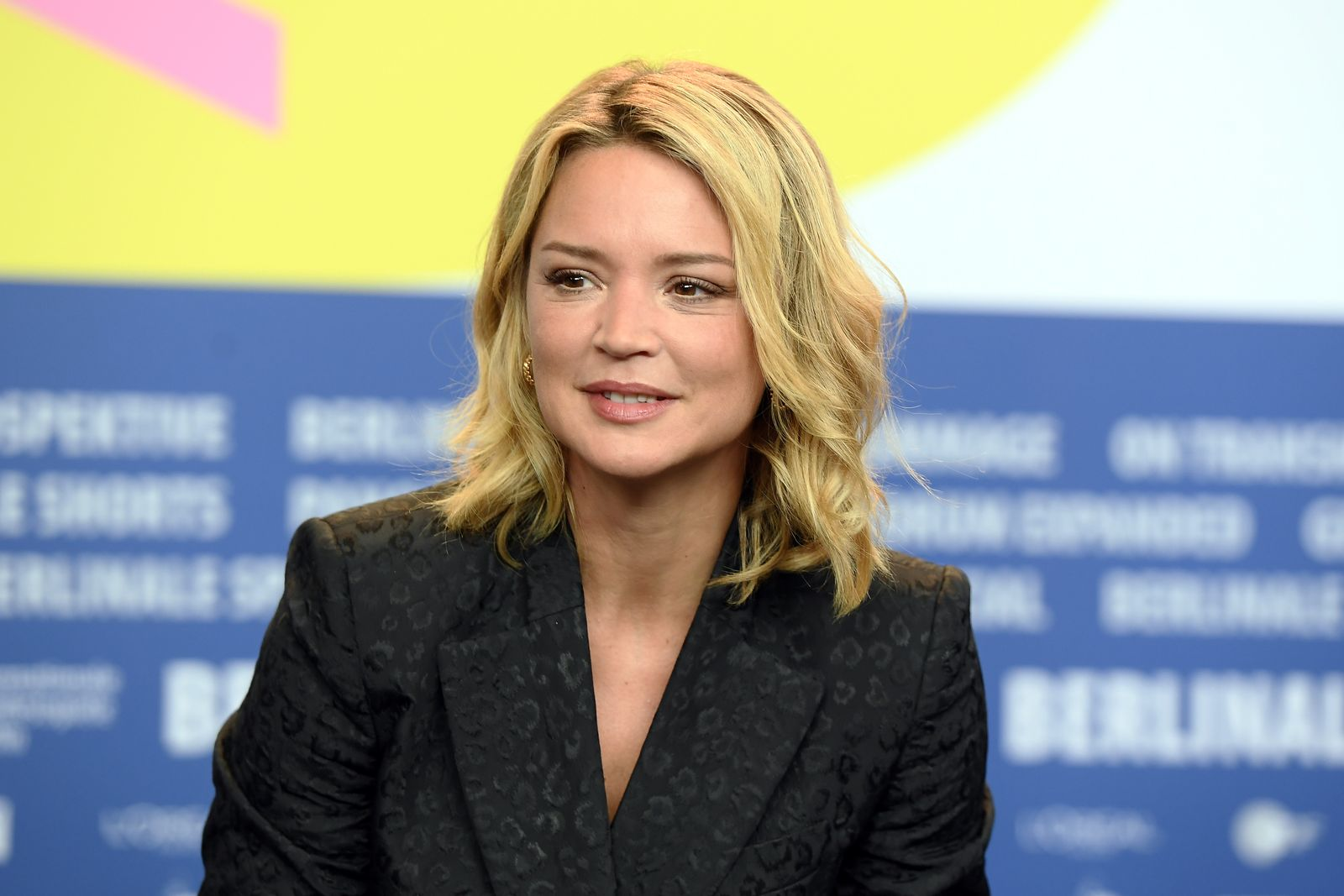 Virginie Efira au Grand Hyatt Hotel le 28 février 2020 à Berlin, Allemagne. | Photo : Getty Images