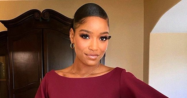 Keke Palmer Captures Hearts Donning a Yellow Pleated Dress with Matching Jewelry & Gold Belt