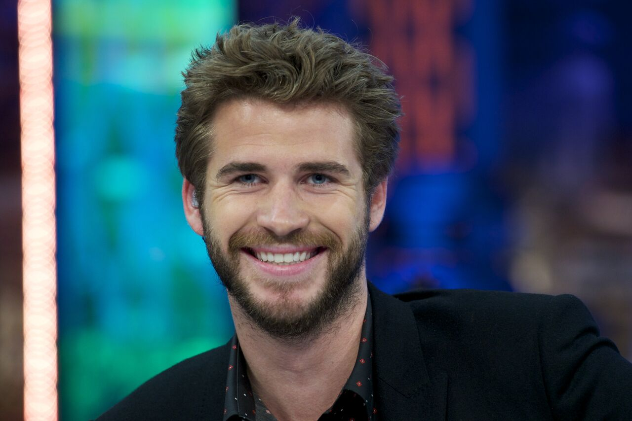 Liam Hemsworth attends 'El Hormiguero' Tv show at Vertice Studio. | Source: Getty Images