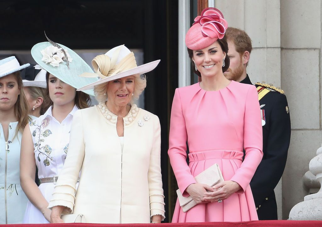Kate & Camilla. Image Credit: Getty Images
