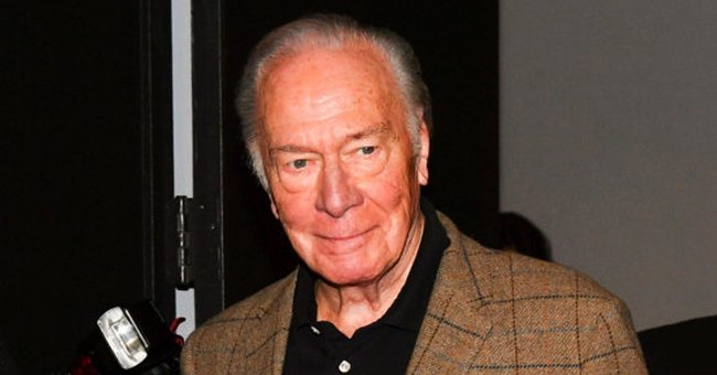 """Christopher Plummer attends """"The Man Who Invented Christmas"""" New York screening at Florence Gould Hall on November 12, 2017   Photo: Getty Images"""