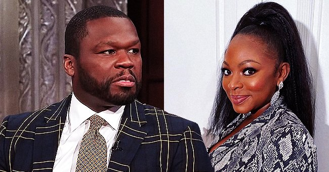 50 Cent's Instagram Account Reportedly Deactivated after He Made Fun of 'Power' Co-Star Naturi Naughton's Hairline