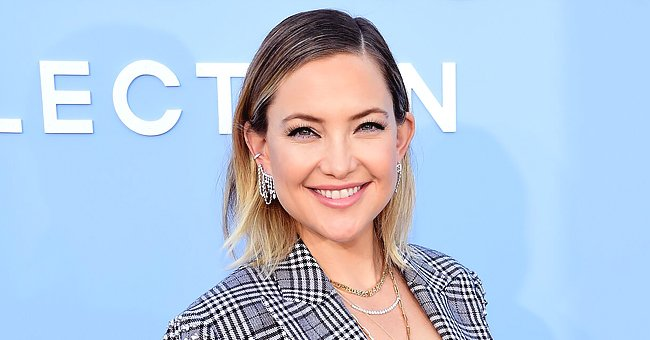 Kate Hudson's Quotes about Motherhood and Children