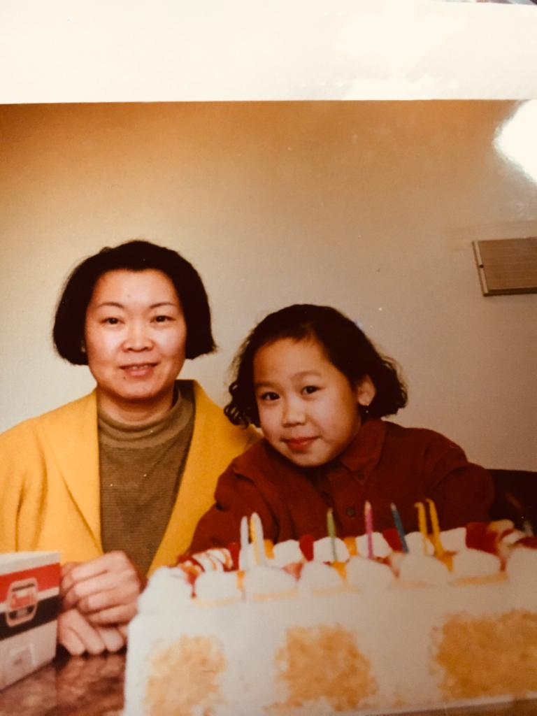 Amy Chan and her mother | Photo: Courtesy of Amy Chan