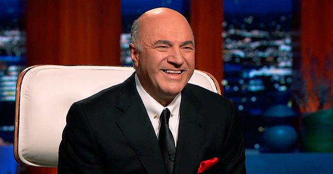 """Kevin O' Leary pictured on the """"Shark Tank."""" 2020. 