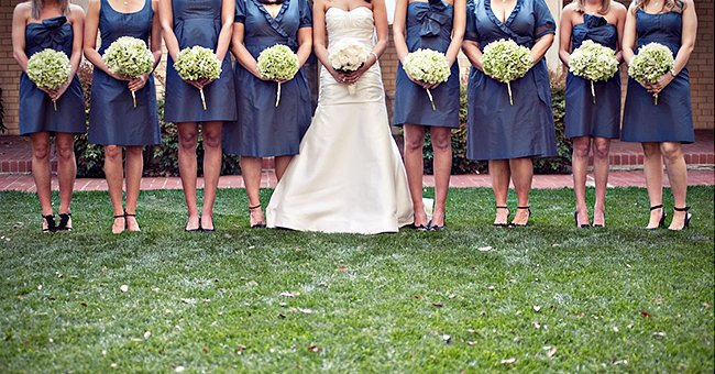Bride-to-Be Asks One of Her Bridesmaids to Cut Her Hair
