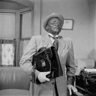 ester Hairston as Henry Van Porter on Amos 'n' Andy, 1951. | Wikimedia Commons