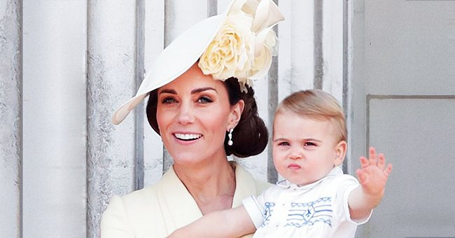 Hello!: Kate Middleton Opens up about Her Son Prince Louis's Favorite Song