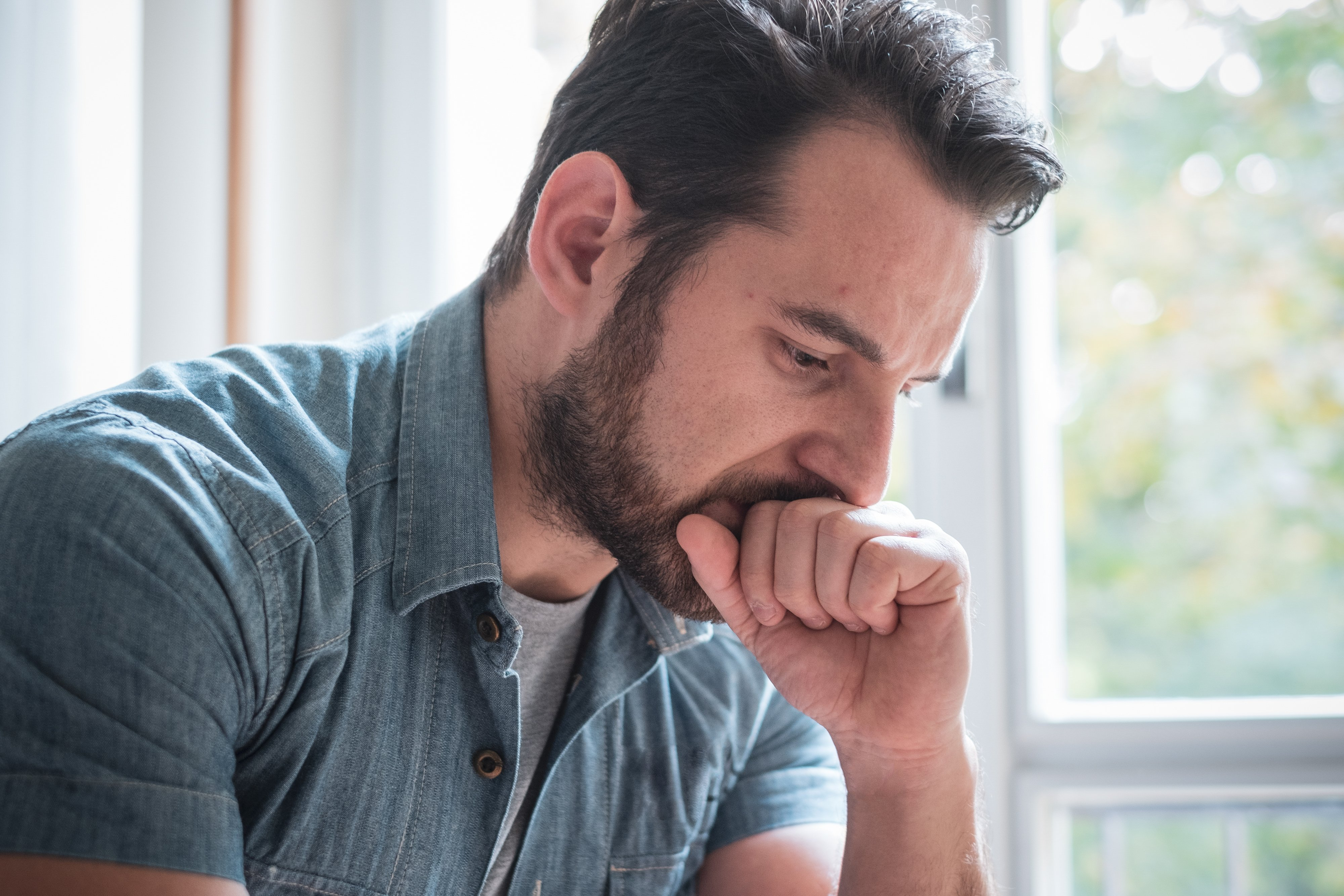 Man in a pensive mood | Photo: Shutterstock.com