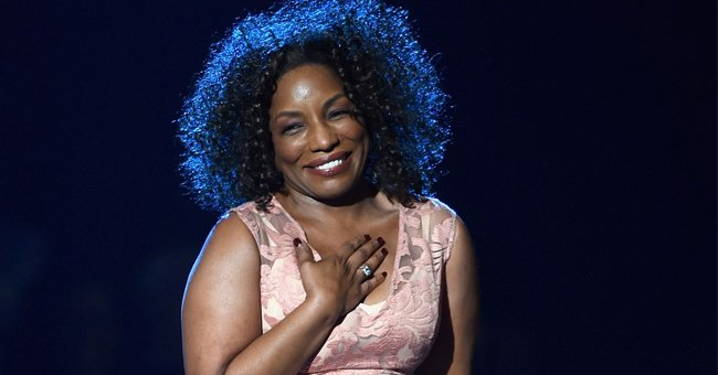 Stephanie Mills Proudly Promotes Her Special Needs Son Farad's 1st Book in a Cute TBT Video