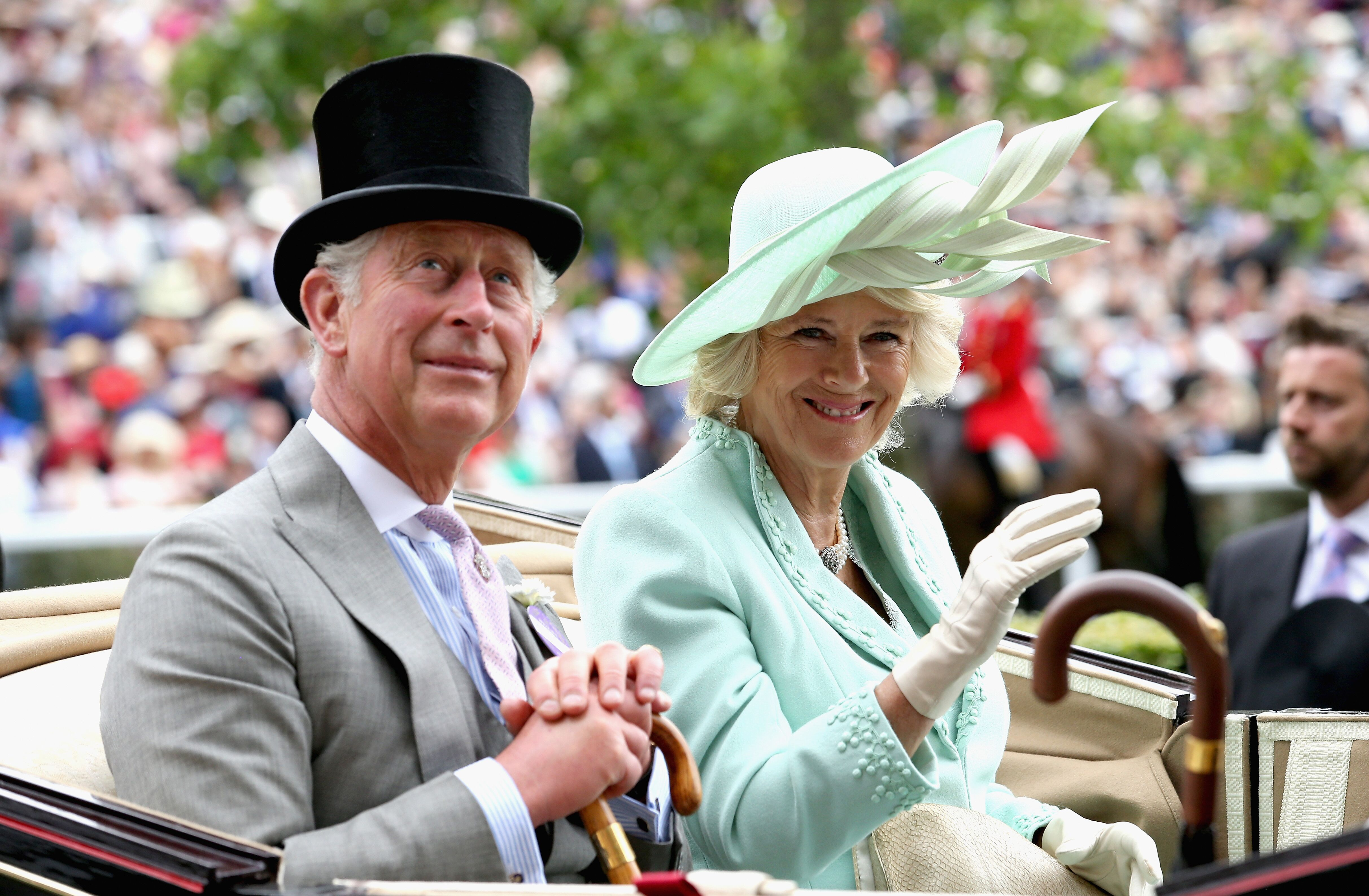 Prince Charles & Camilla Parker Bowles. Image Credit: Getty Images