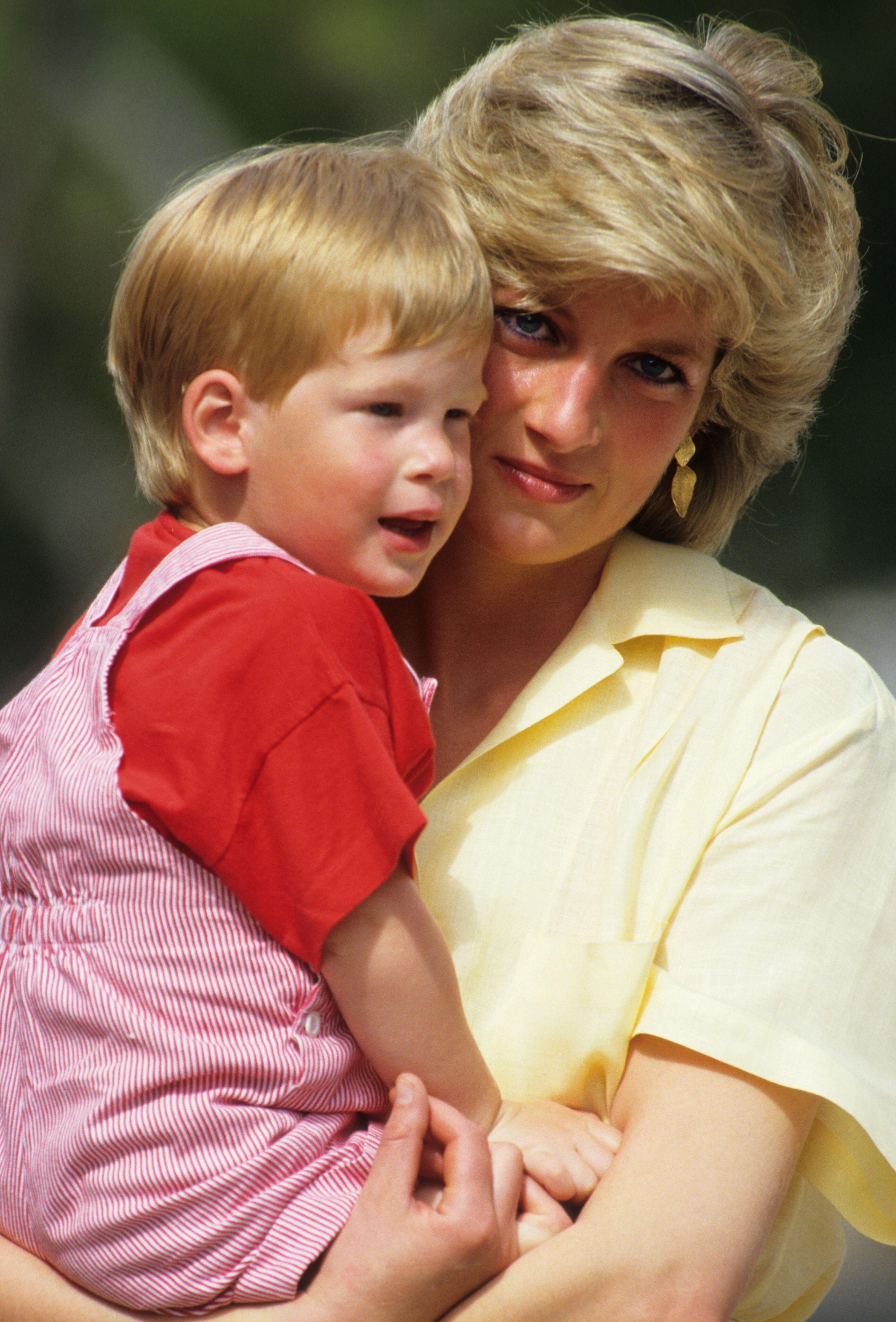 Princess Diana. Image Credit: Getty Images