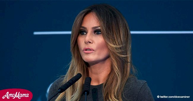 Melania's spokeswoman responds to the last media attack: 'Mrs. Trump deserves honest reporting'