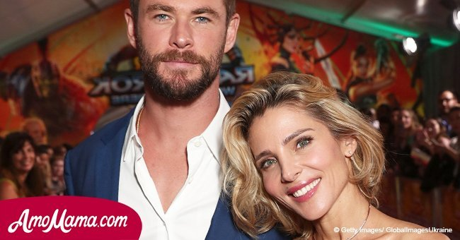 Chris Hemsworth gushes over his stunning wife after 7 years of being married to one another