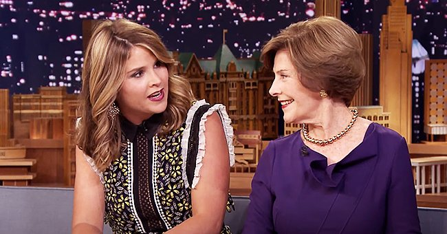 Jenna Bush Hager Learned From Mother Laura Bush's Example to Not Compare Her Daughters Mila & Poppy