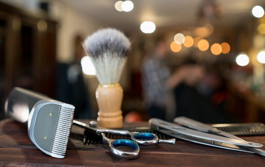 A barber's instruments / Photo: Getty Images
